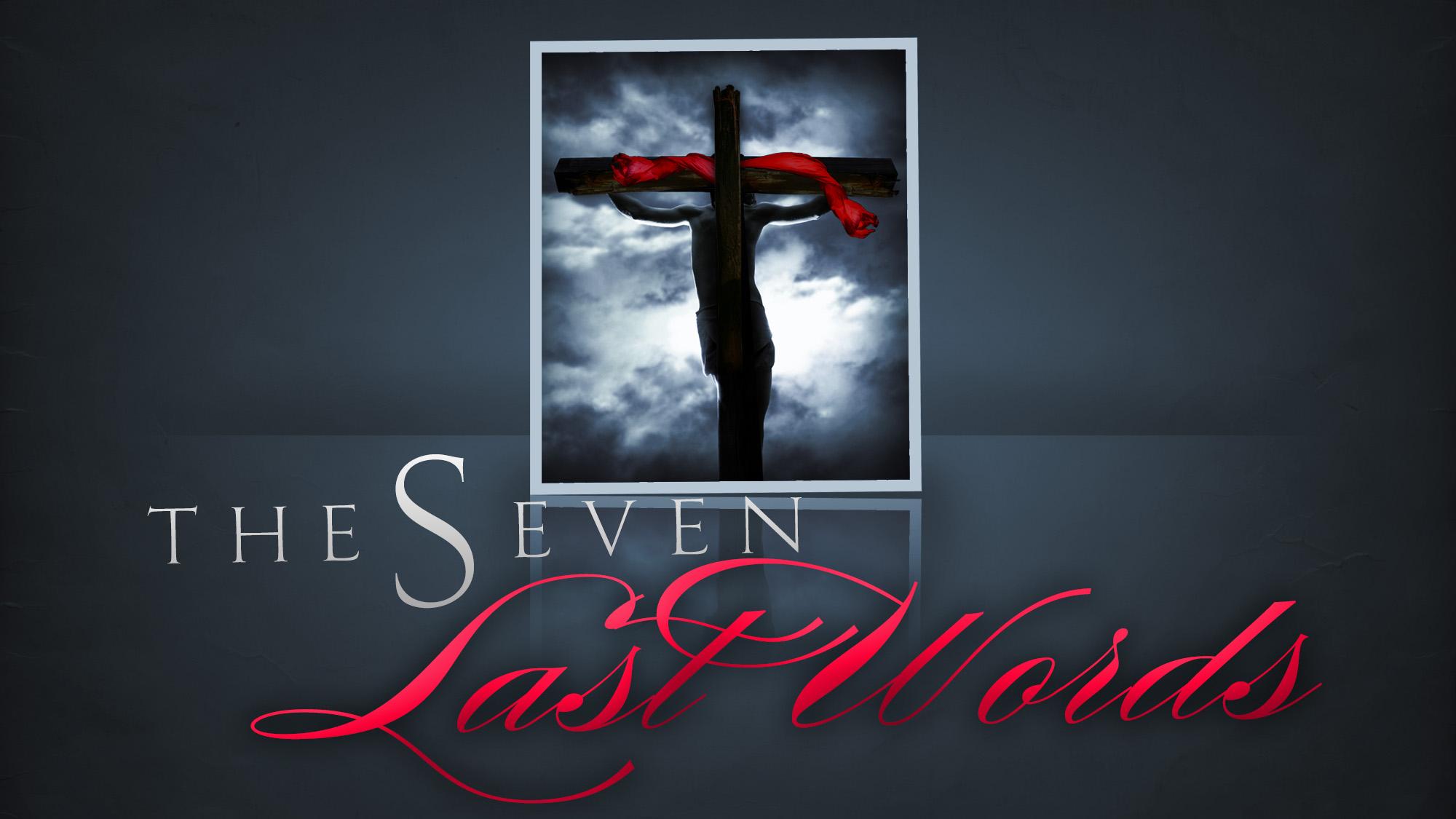 seven last words sermon pdf