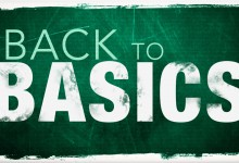 Back To Basics Part 1