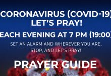 Prayer Guide for Coronavirus (COVID-19)