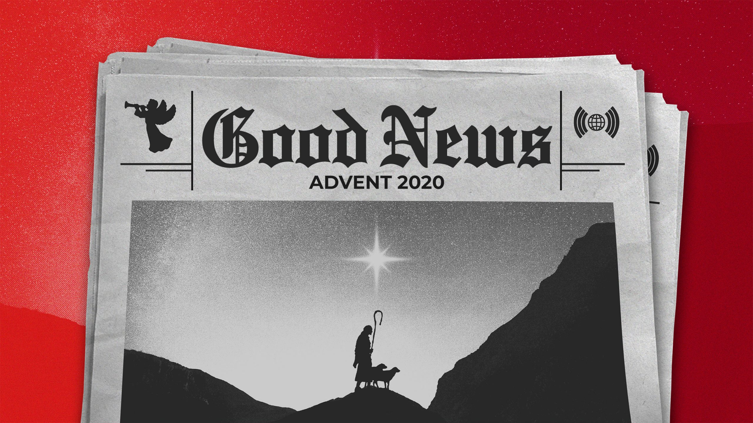 Advent 2020 – Good News – Part 3